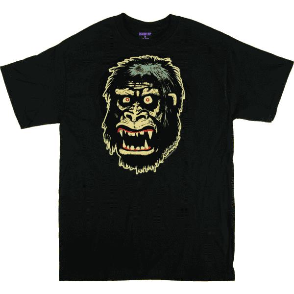 Ben Von Strawn Go Go Gorilla T-Shirt