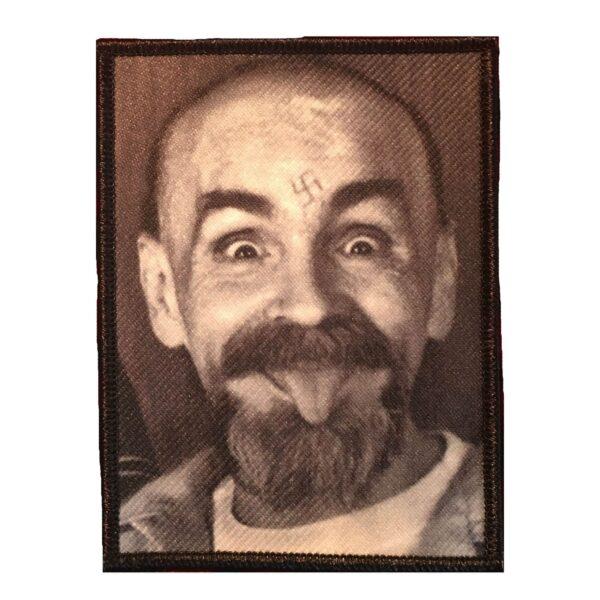 Charles Manson Patch