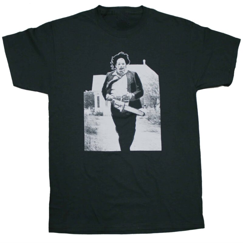 Texas Chainsaw Massacre Leatherface Running T-Shirt