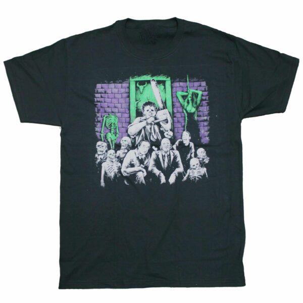 Texas Chainsaw Massacre Earth AD T-Shirt