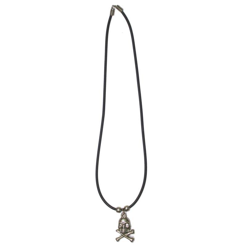 Skull Crossbones Necklace