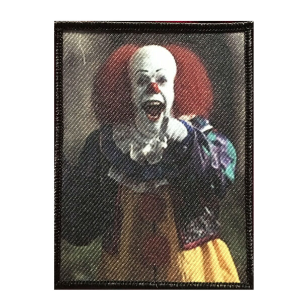 It Pennywise Patch