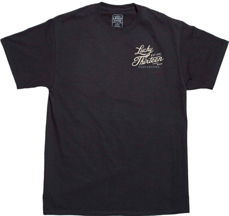 Lucky 13 T-Shirt Ace of Spades 1