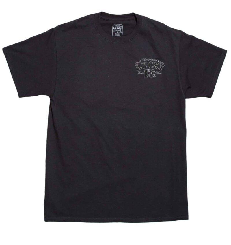 Lucky 13 T-Shirt Memory Lane 1