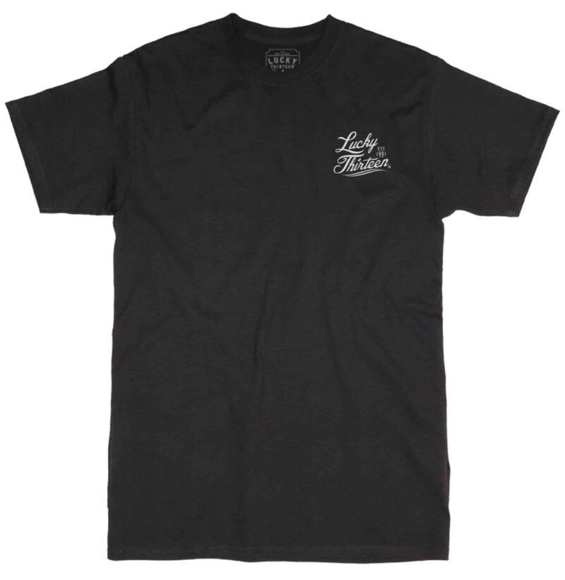 Lucky 13 T-Shirt True Custom 1