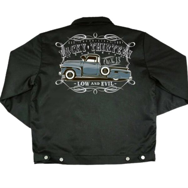 Lucky 13 Jacket Low and Evil