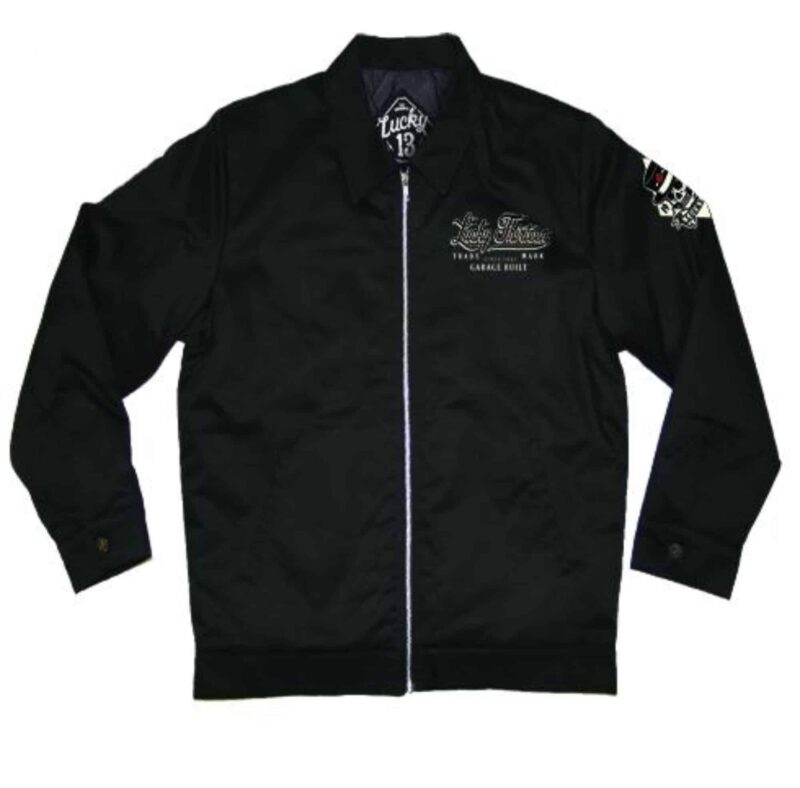 Lucky 13 Jacket Old Custom 1