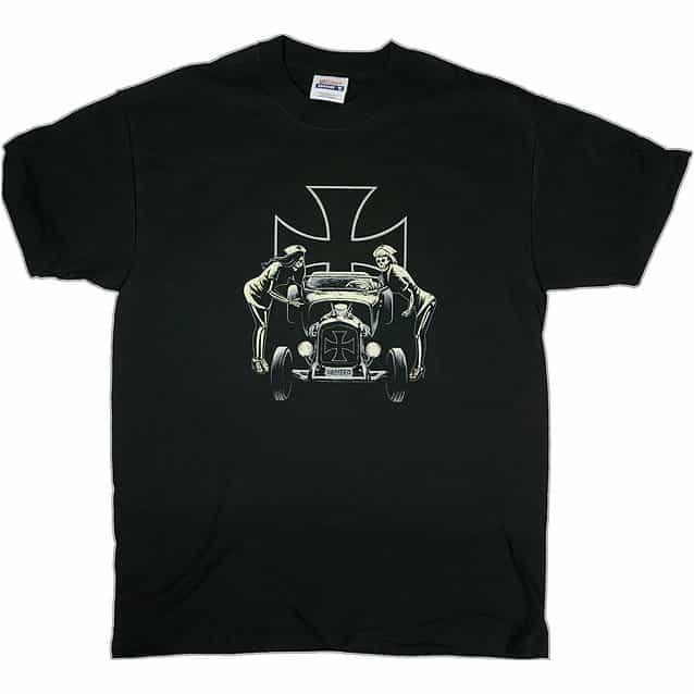Almera Psychobilly Rat Rod T-Shirt