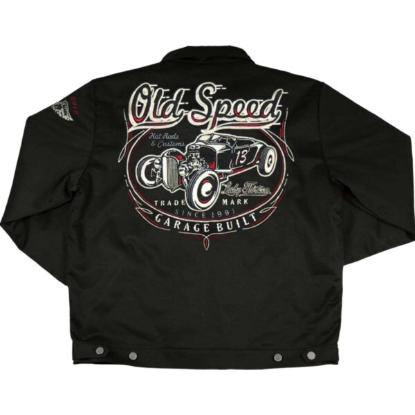 Lucky 13 Jacket Old Custom