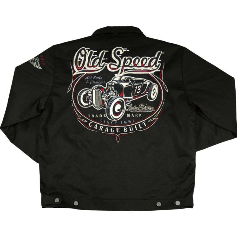 Lucky 13 Jacket Old Custom