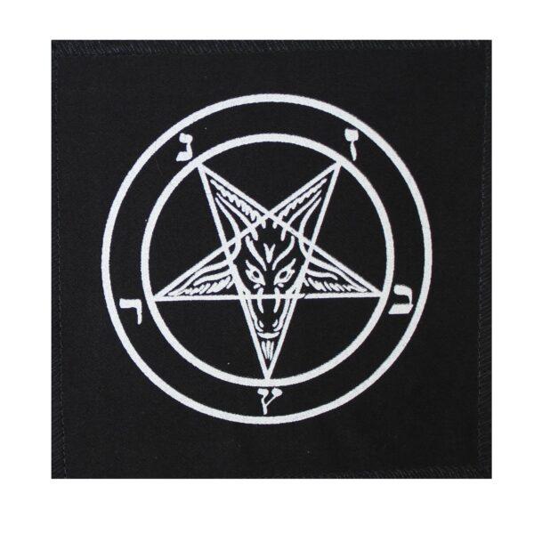 Pentagram Cloth Patch