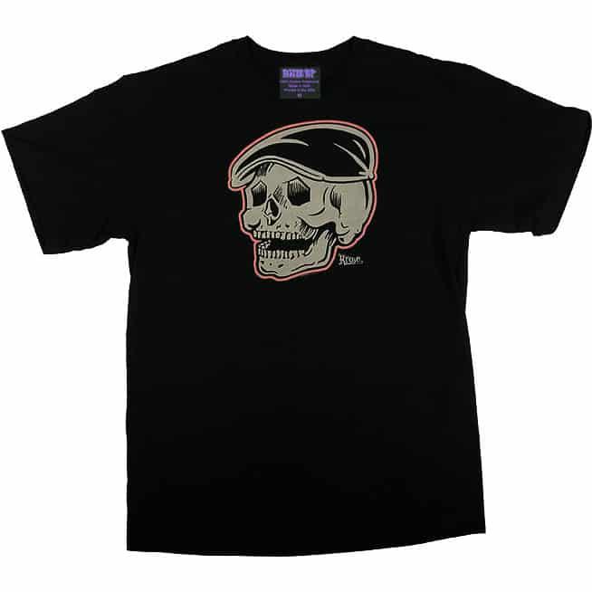 Kruse Rodder Skull T-Shirt