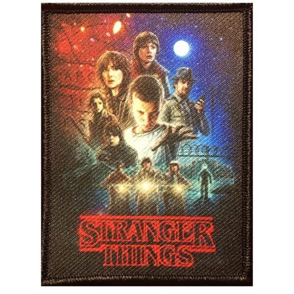 Stranger Things Patch