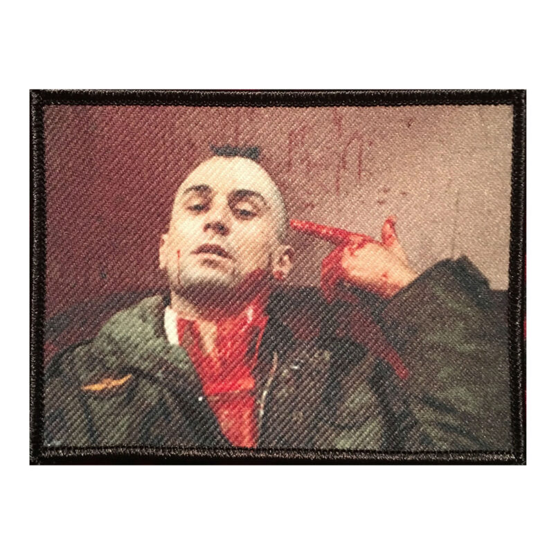 Taxi Driver Patch