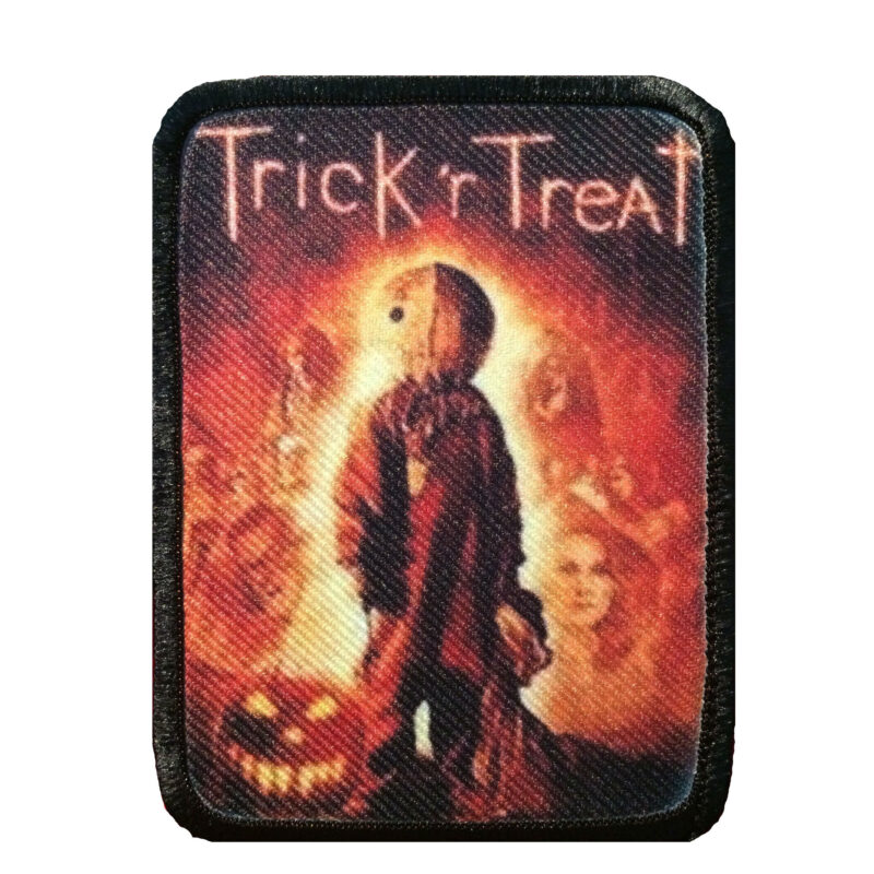 Trick 'r' Treat Patch