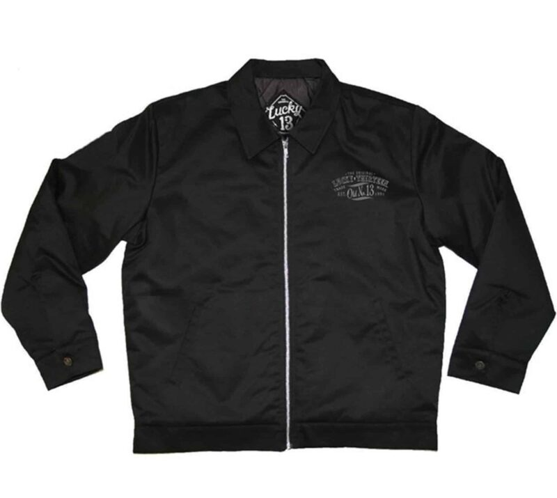 Lucky 13 Jacket Low and Evil 1