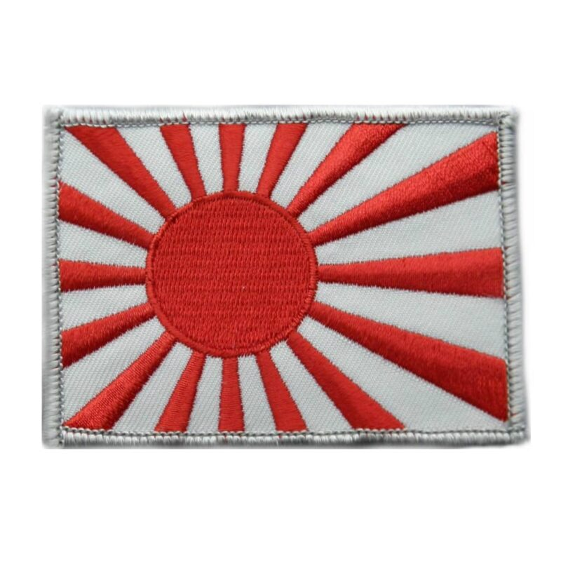 Rising Sun Flag Patch