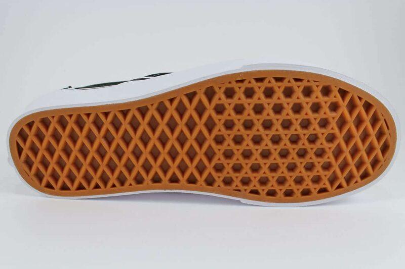 Vans Classic Slip-On Shoes Black/White 7