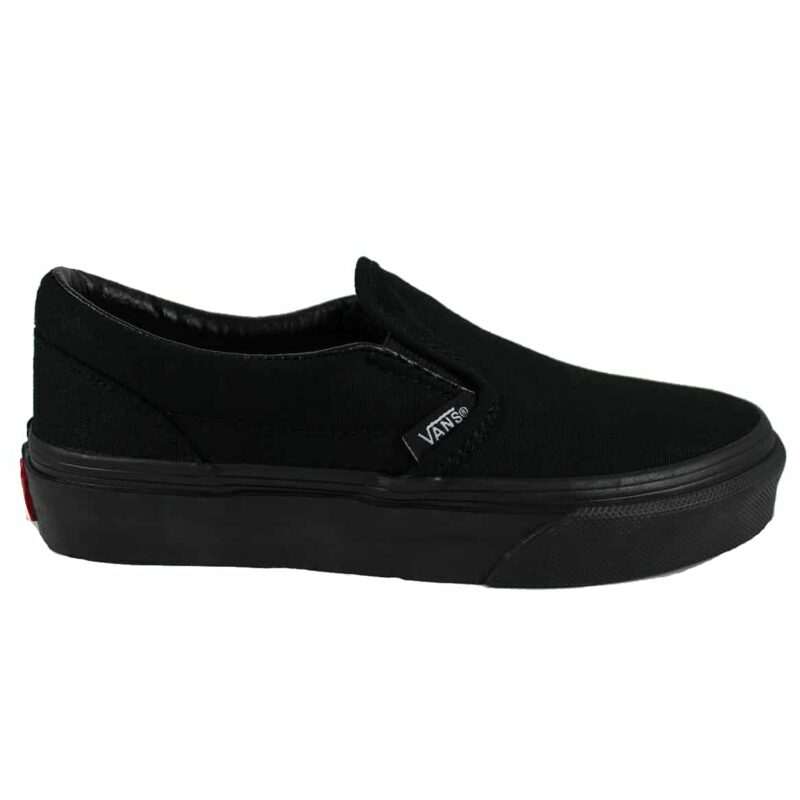Vans Black Classic Slip-On Canvas Upper 1