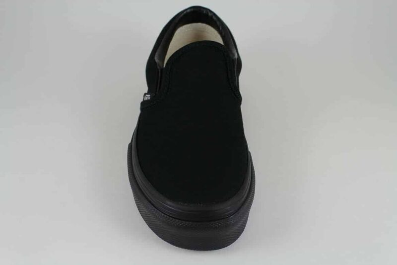 Vans Black Classic Slip-On Canvas Upper 4