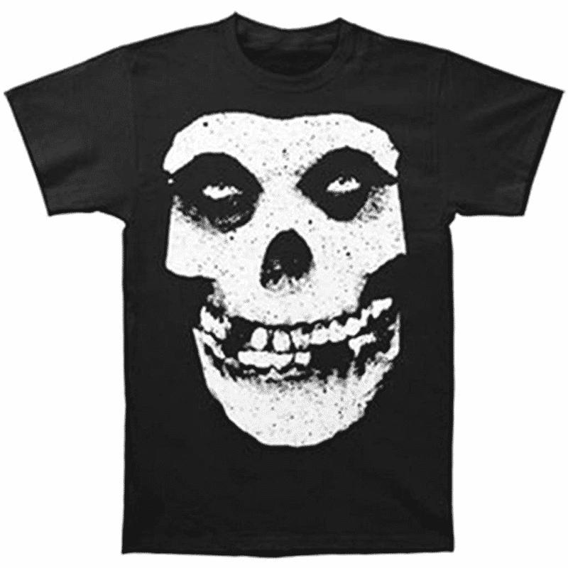 Misfits Crimson Ghost Skull T-Shirt