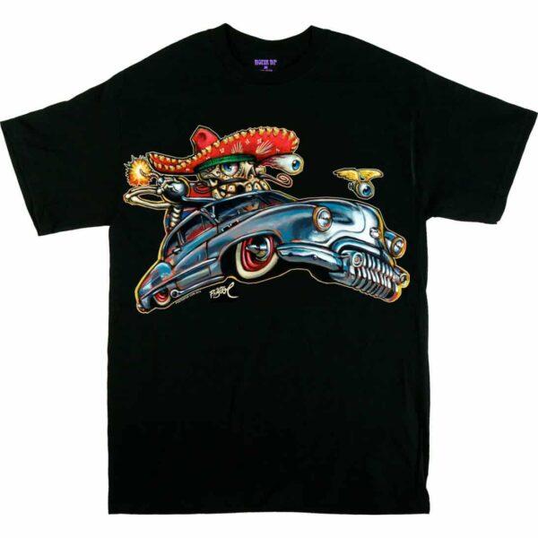 BigToe Custom Calavera T-Shirt