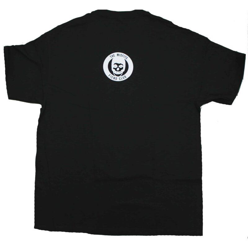 Misfits Crimson Ghost Skull T-Shirt 1