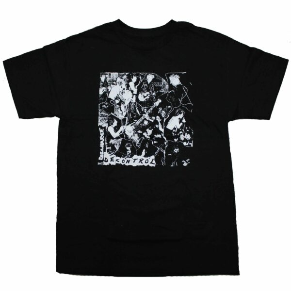Discharge Decontrol T-Shirt