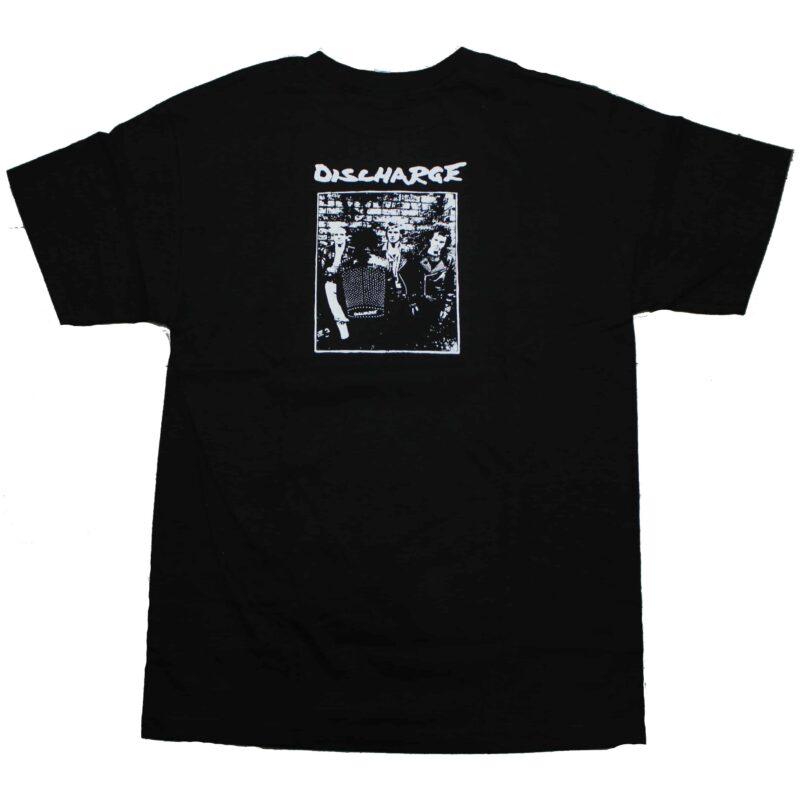 Discharge Decontrol T-Shirt 1