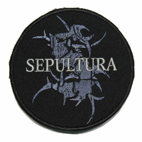 Sepultura Patch
