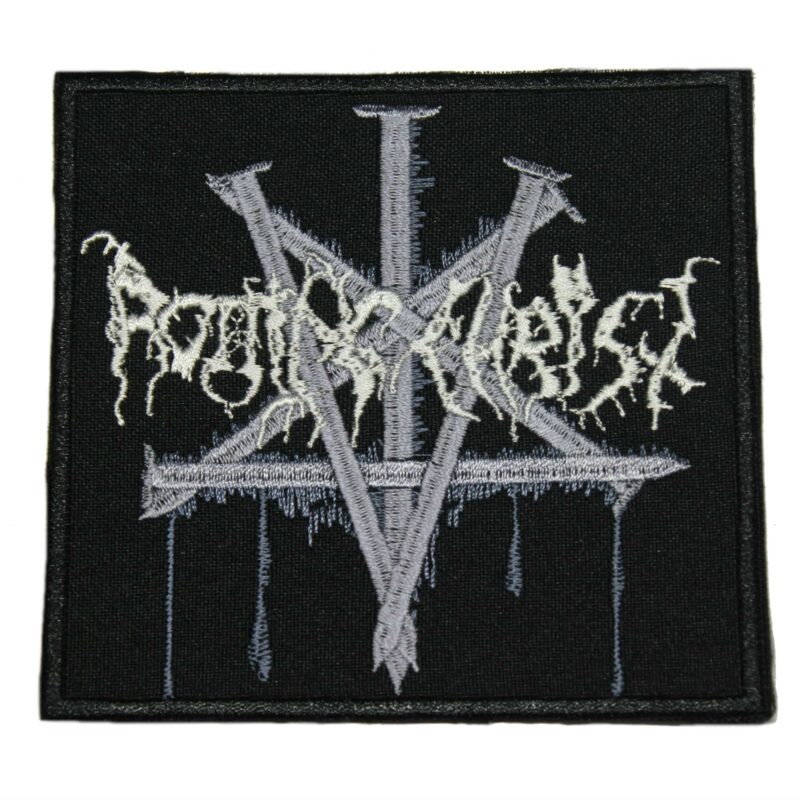 Rotting Christ Pentagram Patch