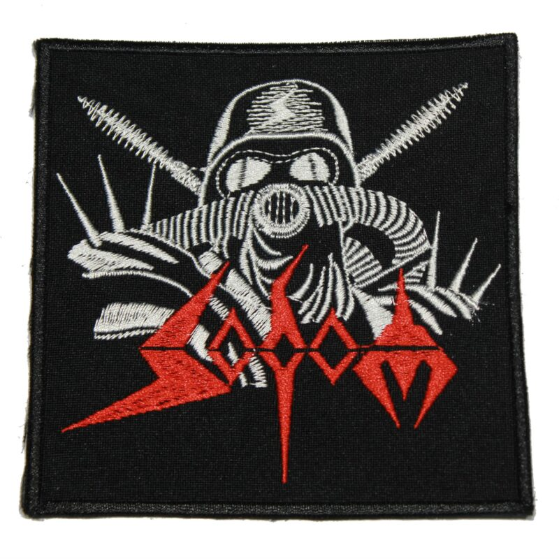 Sodom Band Patch