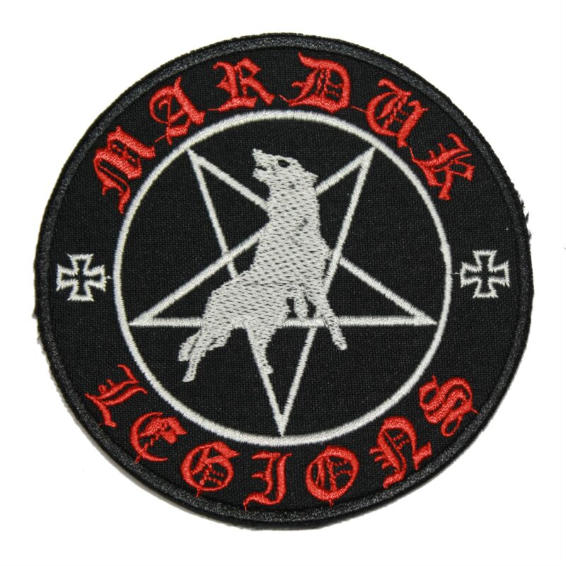 Marduk Legions Patch