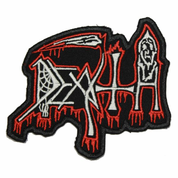 Death Band Patch
