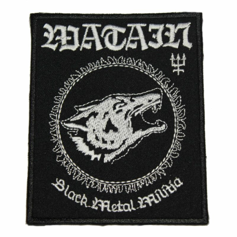 Watain Black Metal Militia Patch