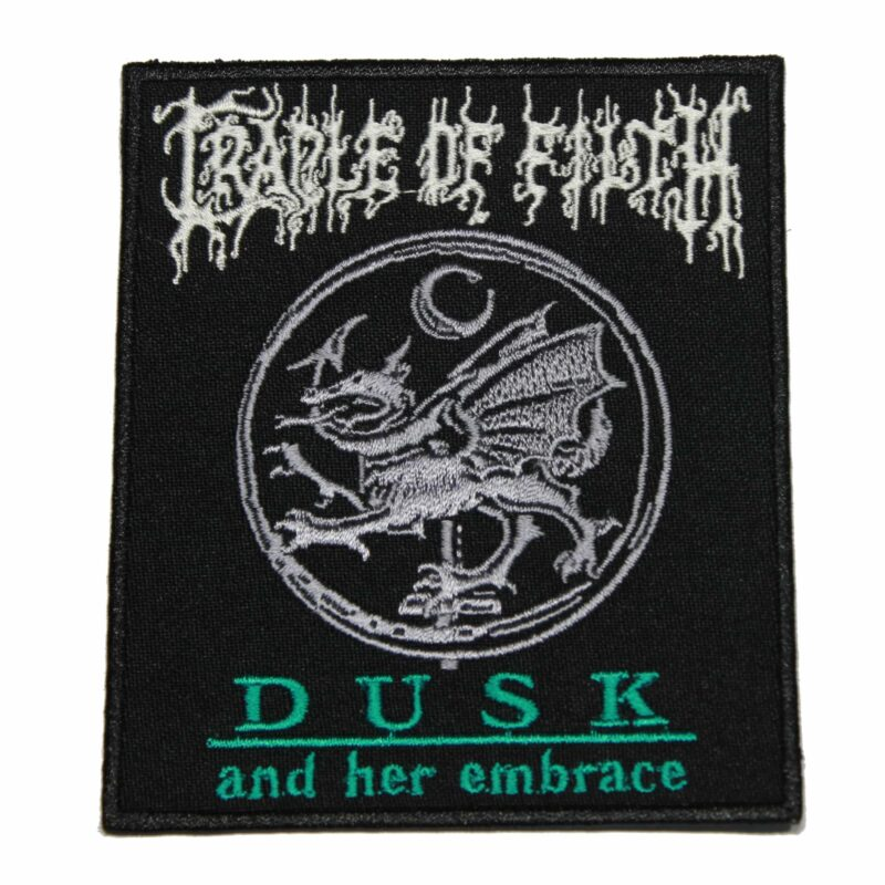 Cradle of Filth Dusk and Her Embrace Patch