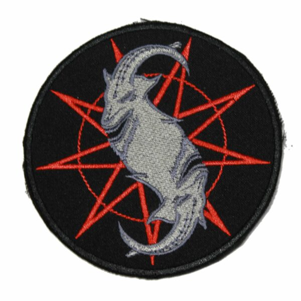 Slipknot Goat Star Patch