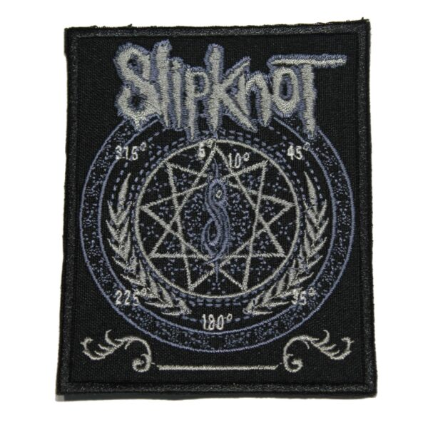Slipknot Star Patch