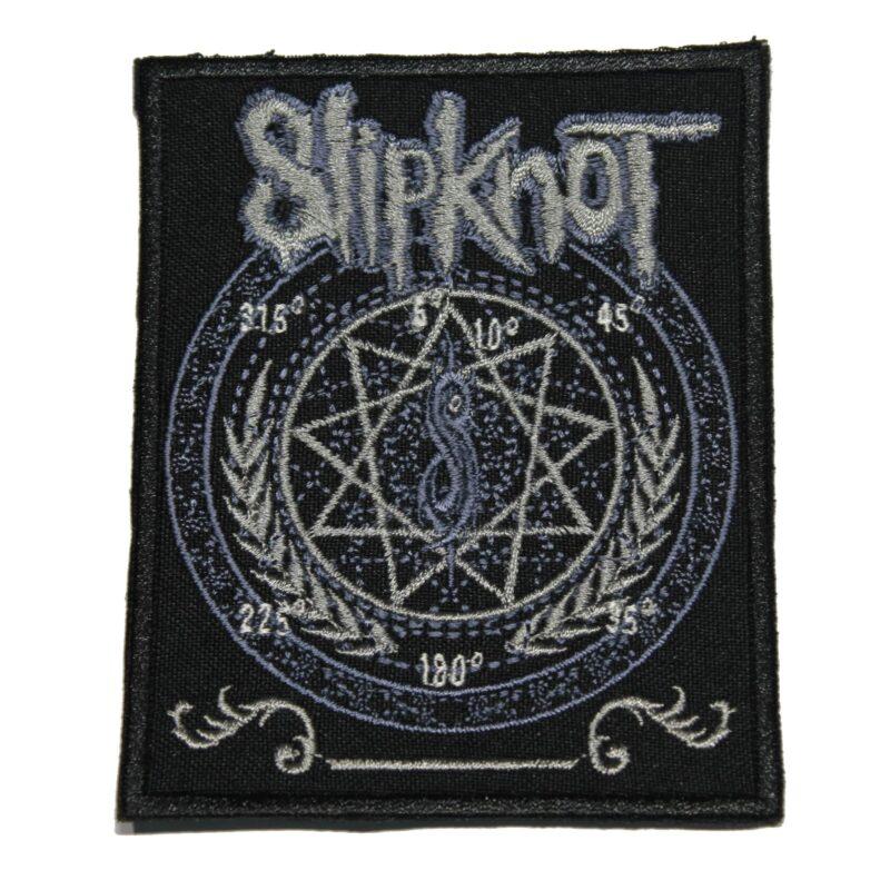 Slipknot Star Patch