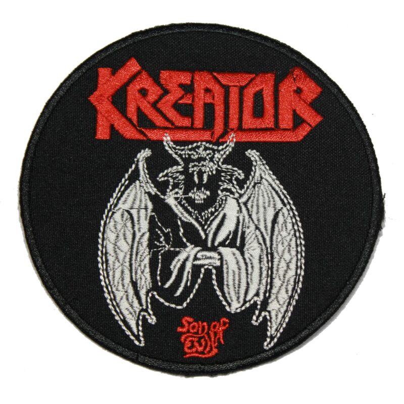 Kreator Son of Evil Patch
