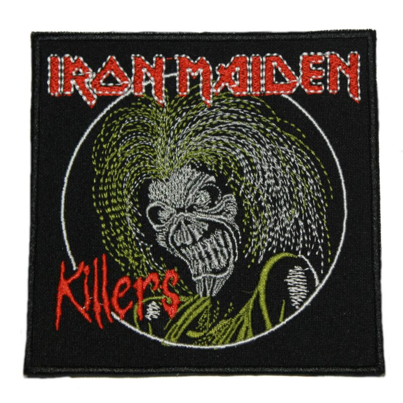 Iron Maiden Killers Patch
