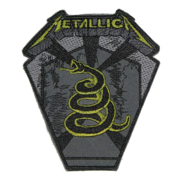 Metallica Pit Boss Patch