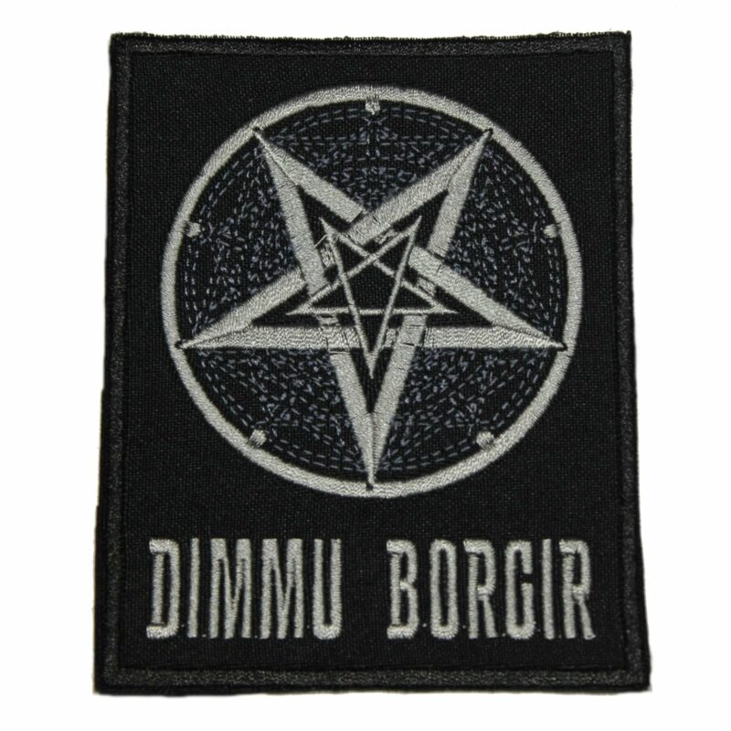 Dimmu Borgir Pentagram Patch