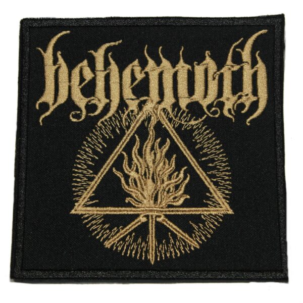 Behemoth Unholy Trinity Patch