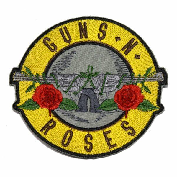 Guns N' Roses Yellow Patch
