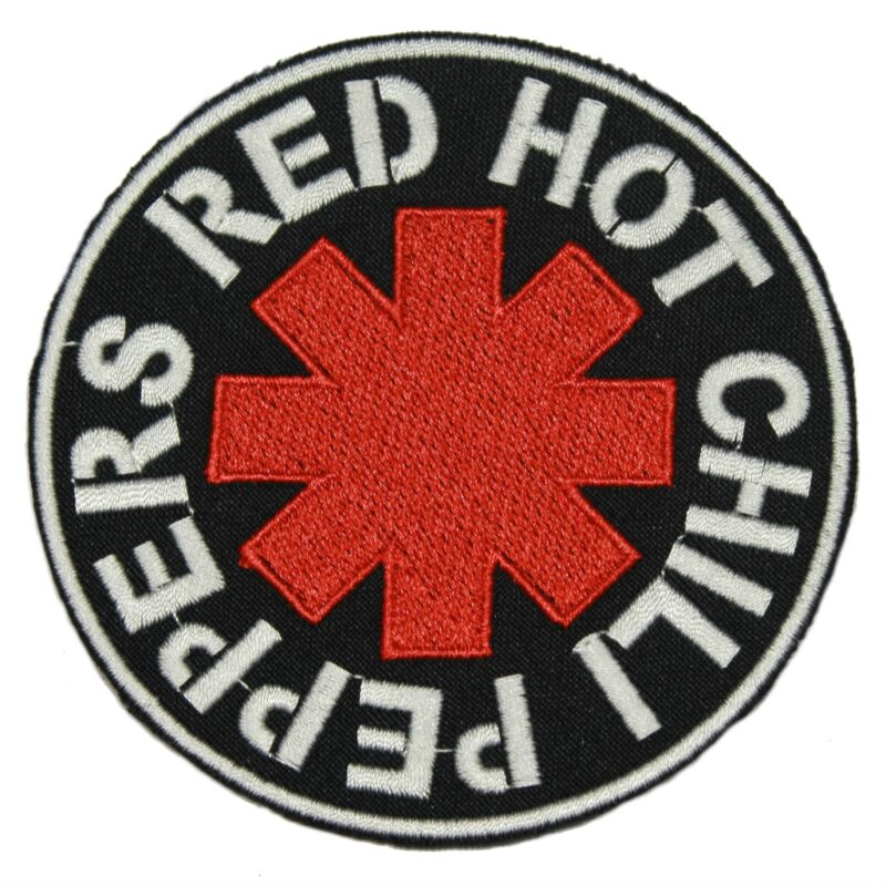 Red Hot Chili Peppers Patch 1