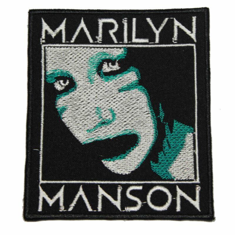 Marilyn Manson Patch