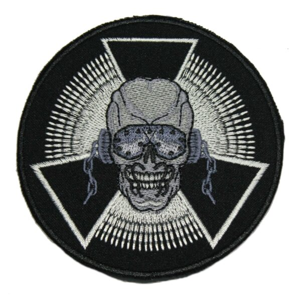 Megadeth Skull Patch
