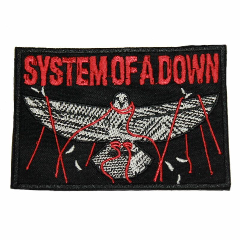 System of a Down Overcome Bird Patch