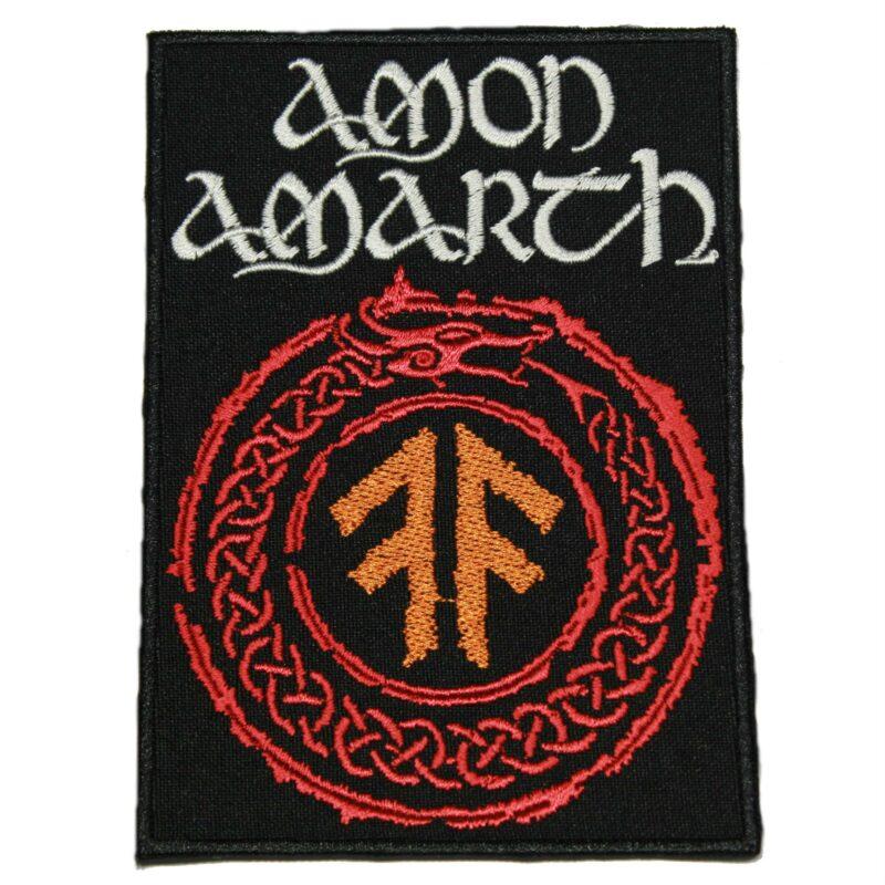 Amon Amarth The Pursuit of Vikings Patch